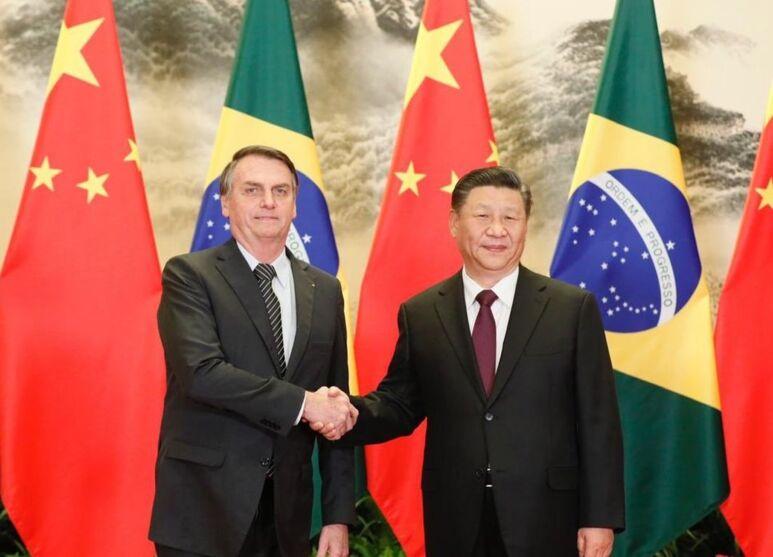 Imagem ilustrativa da notícia: Insinuação de Bolsonaro sobre a China pode prejudicar Brasil