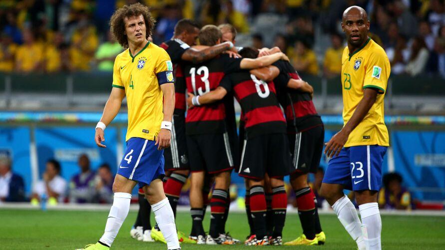 """E se o Brasil tivesse goleado a Alemanha por 7 a 1? A """"marra"""" canarinho, que se orgulha de títulos conquistados principalmente até a década de 1970, seria bem maior... Para os alemães, a visão é bem diferente."""