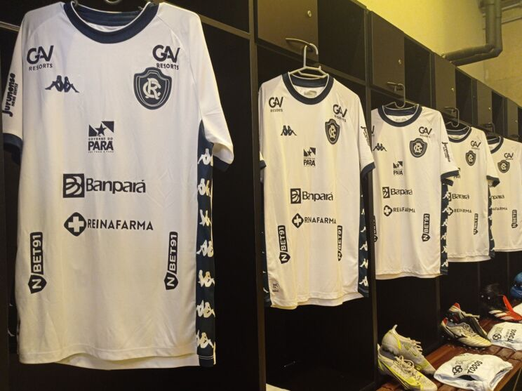 Clube do Remo está pronto para desafio diante do Atlético-MG