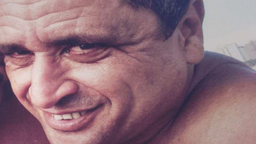 O policial aposentado Ademir Marques Pestana, de 56 anos