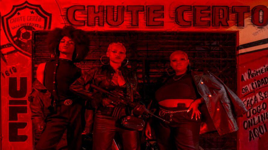 Clipe foi gravado na Cidade Velha e foi dirigido pelo cineasta paraense Vladimir Cunha.