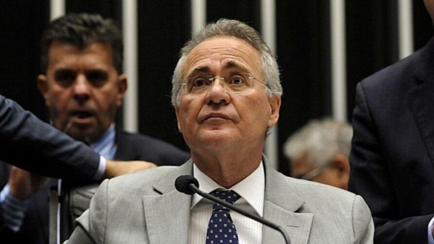 Liminar impede que o senador Renan Calheiros tome posse como relator da CPI da Covid-19.