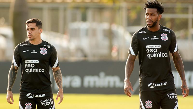 O Corinthians tem sido cobrado por seus torcedores para apresentar um futebol com mais qualidade