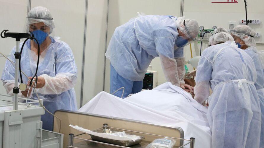 Secretário municipal de Saúde de São Paulo, Edson Aparecido, prevê terceira onda da covid-19, no segundo semestre deste ano.