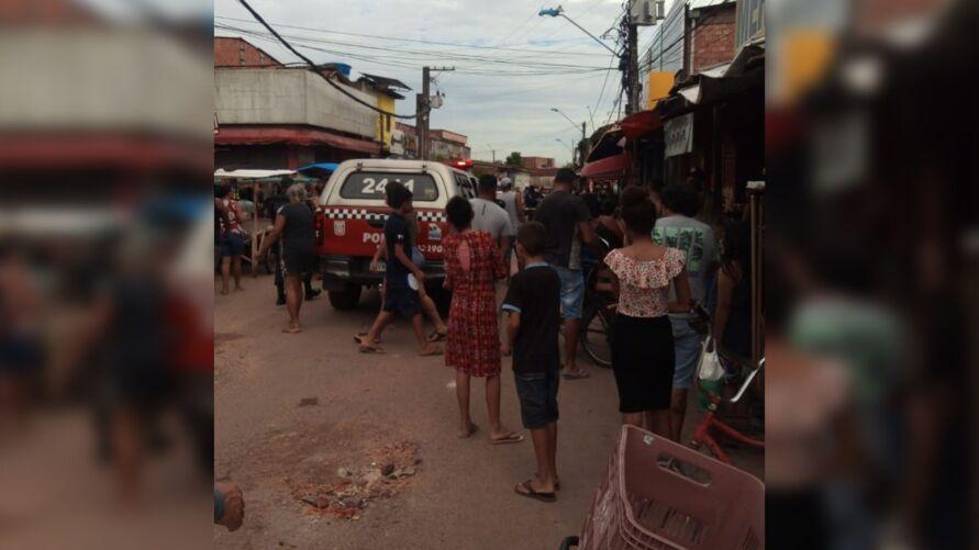 Imagem ilustrativa da notícia: Segurança de supermercado é assassinado a tiros em Belém