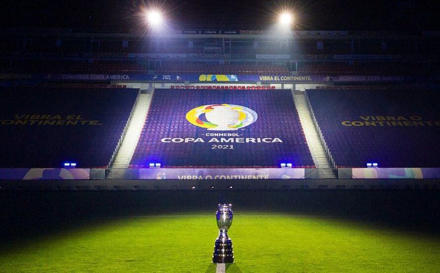 Copa América já tem mais de 40 casos de Covid-19