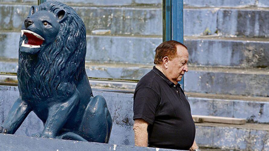 Manoel Ribeiro, o homem que virou ícone no Clube do Remo
