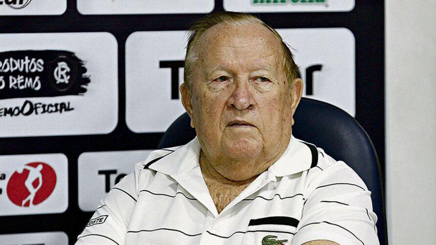 Morre Manoel Ribeiro, marechal da vitória do Clube do Remo