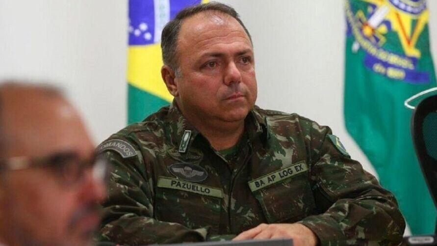 Ex-ministro da Saúde e general do Exército, Eduardo Pazuello depôs à CPI e agora terá o sigilo telefônico e telemático quebrado.