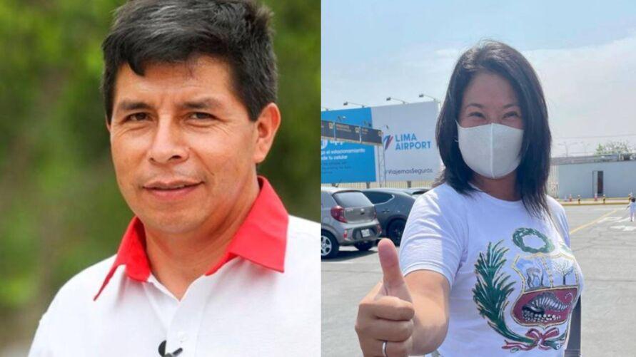 Imagem ilustrativa da notícia: Eleição no Peru: esquerdista Castillo passa Keiko Fujimori
