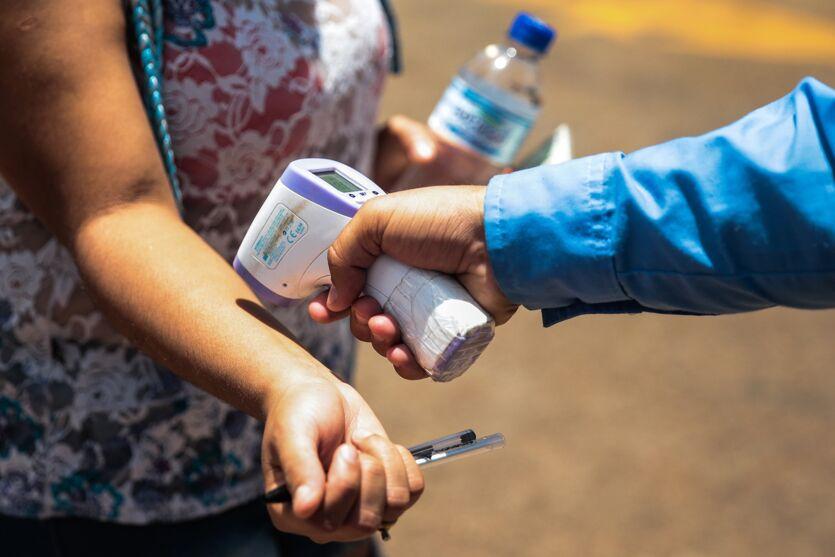 Último exame foi realizado durante a pandemia.