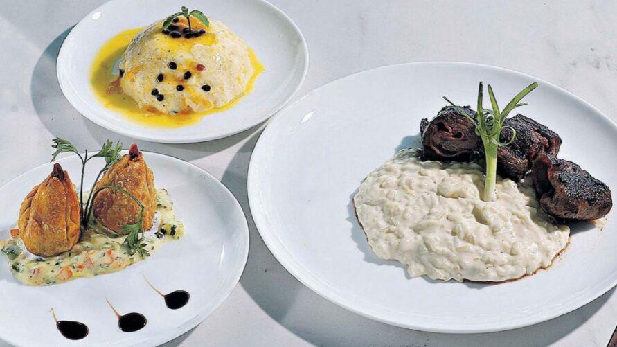 O Festival já é um sucesso, com os pratos diferenciados ofertados pelos 33 restaurantes participantes.