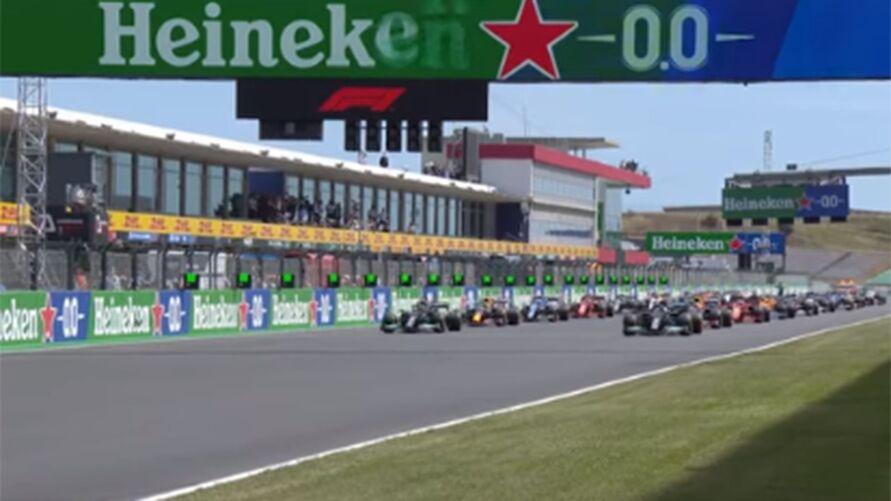 Fórmula 1 garante bons números de audiência na Band