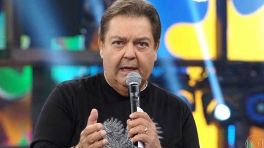 Faustão não apresentou o programa no último domingo para tratar uma infecção urinária