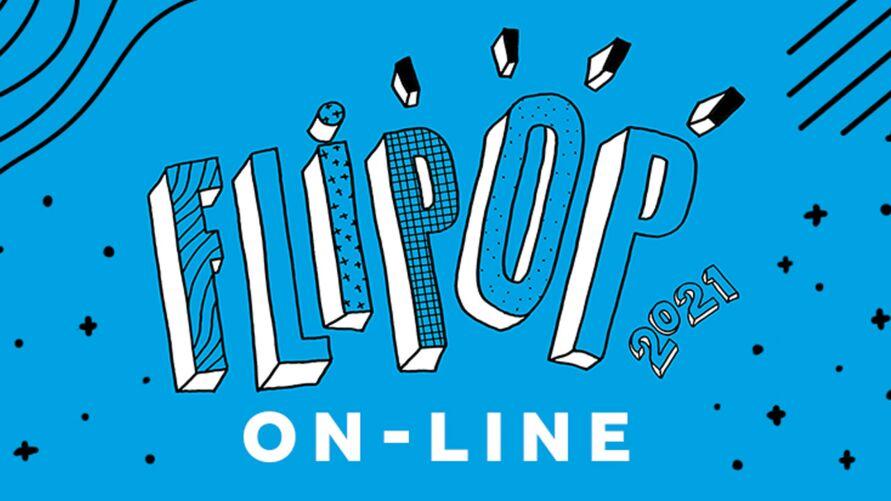 Imagem ilustrativa da notícia: FLIPOP 2021 terá transmissão on-line em nova plataforma