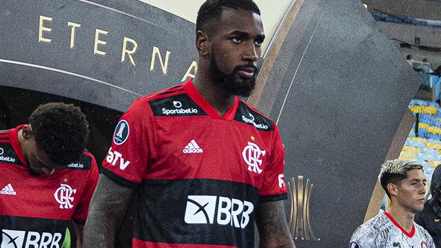 Imagem ilustrativa da notícia: Gerson deixa o Flamengo e vai para o Olympique de Marseille