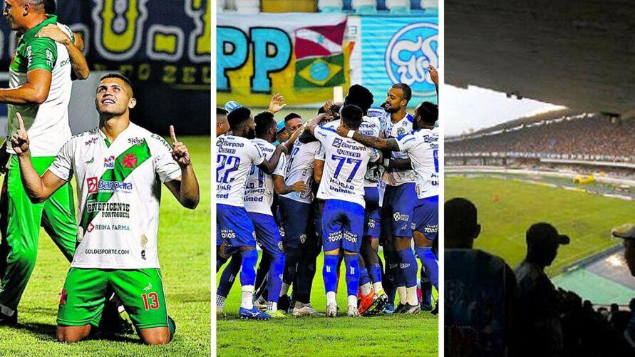 A rodada de ontem e o mestrado que avalia a violência no futebol em Belém