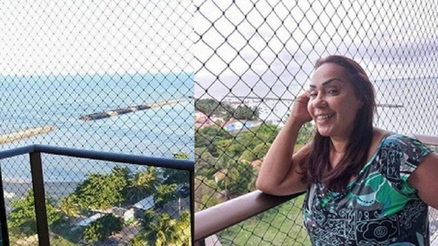 A mãe de Gilberto, Jacira Santana, sentiu a necessidade de se mudar para um lugar maior