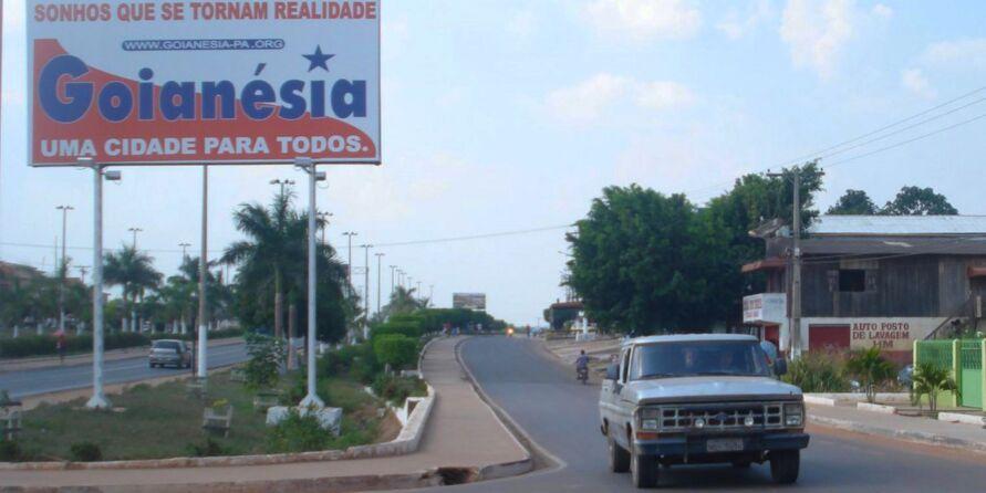 Cidade fica localizada no sudeste paraense