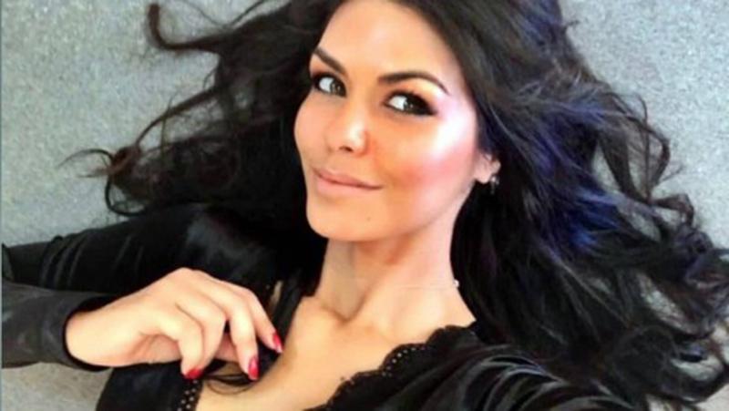 Graziela foi Miss Poços de Caldas (MG) em 2000, era modelo e dona de uma empresa de marketing