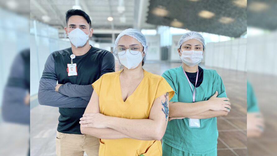 Imagem ilustrativa da notícia: Hospital do Hangar reforça metas de Segurança do Paciente