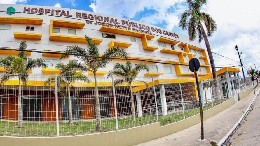 Imagem ilustrativa da notícia: PSS: Hospital Regional dos Caetés contrata para três cargos