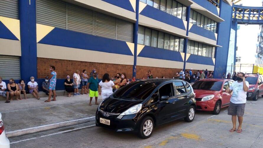 Aldeia Cabana é o único ponto da cidade que receberá drive thru