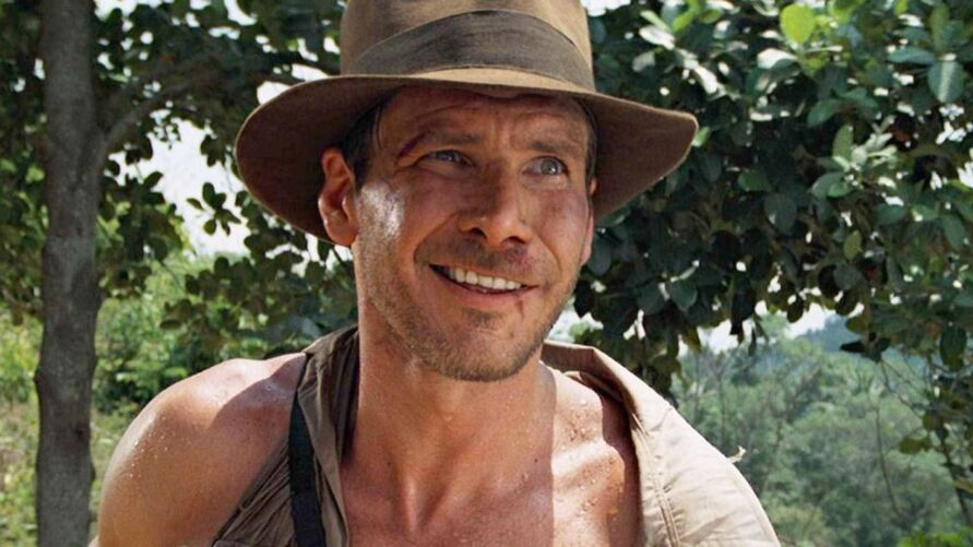 Imagem ilustrativa da notícia: Indiana Jones 5: filme pode trazer um jovem Indy