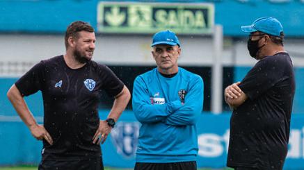 Itamar elogia Paysandu e lamenta chances perdidas de gols