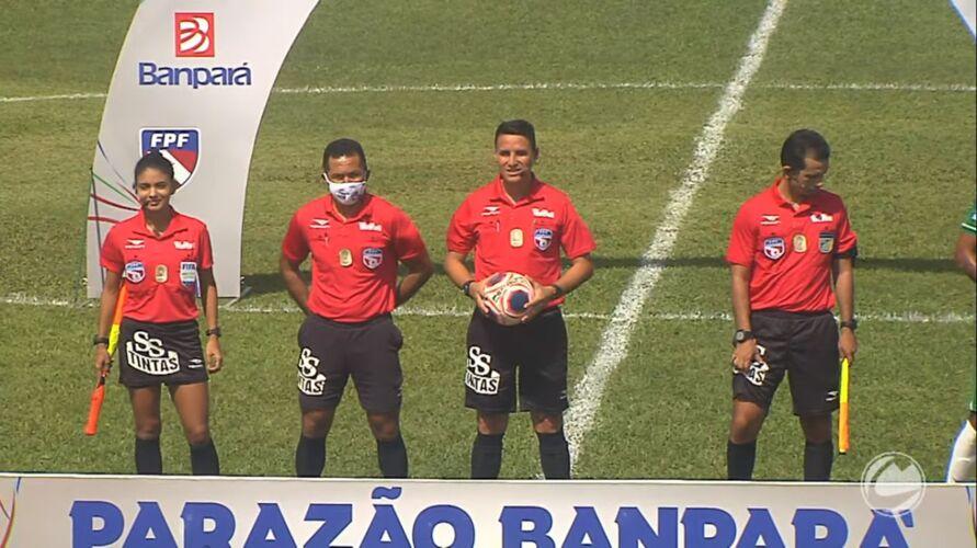 Em súmula, árbitro Joelson Silva dos Santos confirma consumo de bebida alcóolica no estádio do Souza