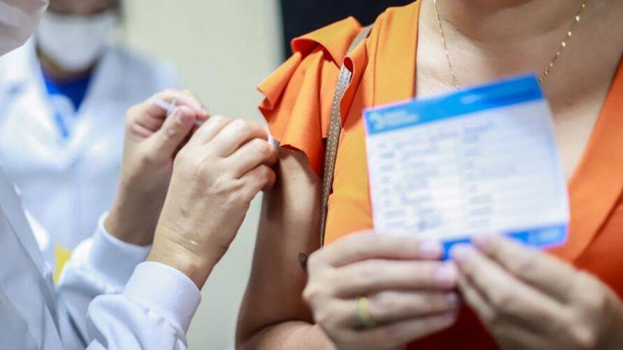 Imunização por idade será retomada na próxima segunda (14)