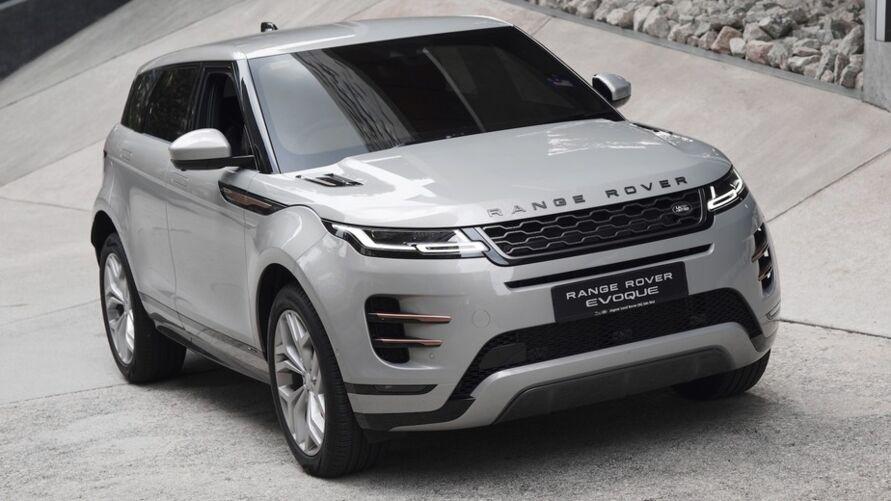 Há dois anos a Land Rover Range Rover Evoque não era mais produzida no Brasil.