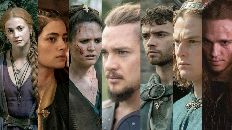 """A quinta temporada será baseada no nono e décimo livros da série de romances """"The Saxon Stories"""""""