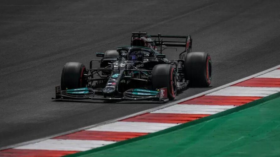 Destaque da temporada, Lewis Hamilton..