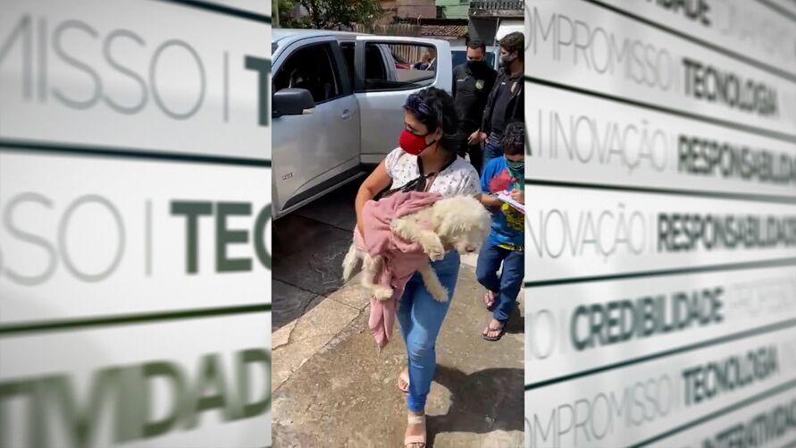 Operação fiscalizou cerca de 100 casos de maus-tratos contra animais denunciados via disque-denúncia na Grande Belém.