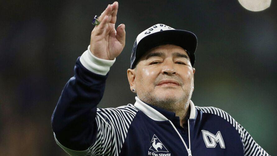Maradona morreu no ano passado e o caso é investigado pela Polícia