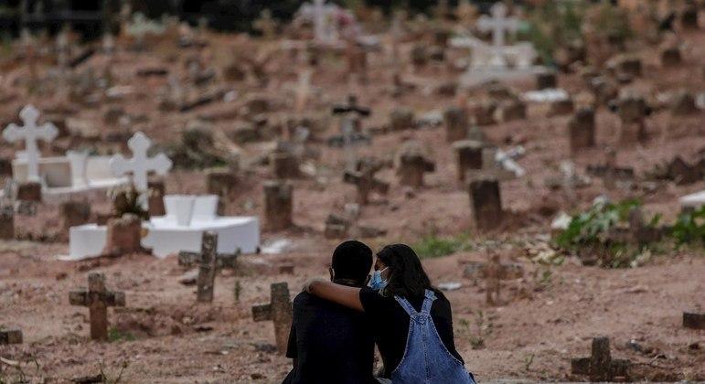 Imagem ilustrativa da notícia: Covid-19: quase toda população de cidade do Peru já pegou