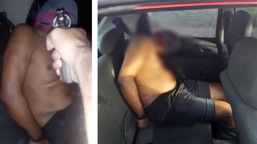 """Imagem ilustrativa da notícia: """"Tribunal do crime"""" executa homem em Belém; veja o vídeo!"""