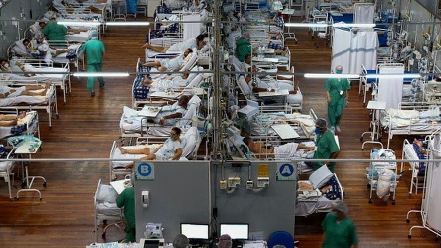Imagem ilustrativa da notícia: FioCruz alerta para aumento de casos e risco de 3ª onda