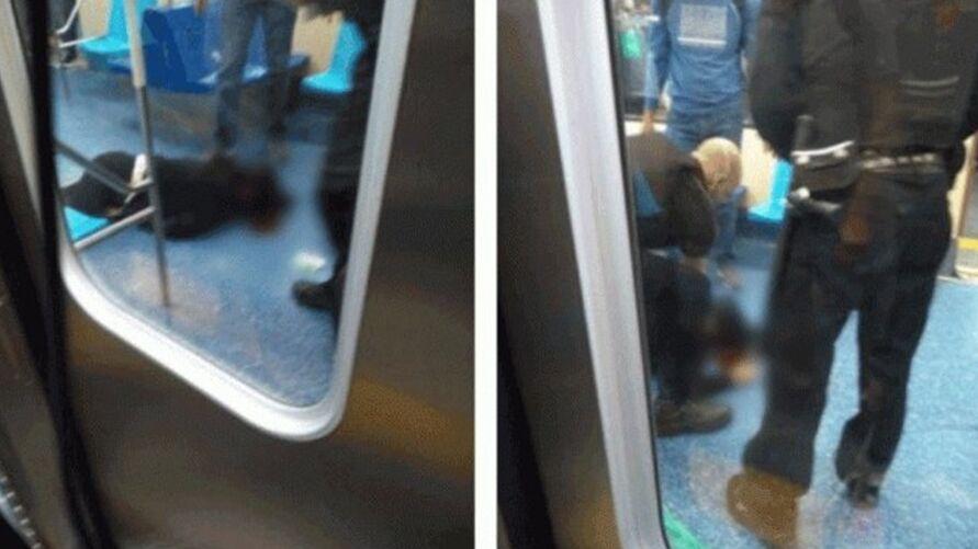 Vítima foi morta com golpes de marreta. Crime chocou e revoltou passageiros.