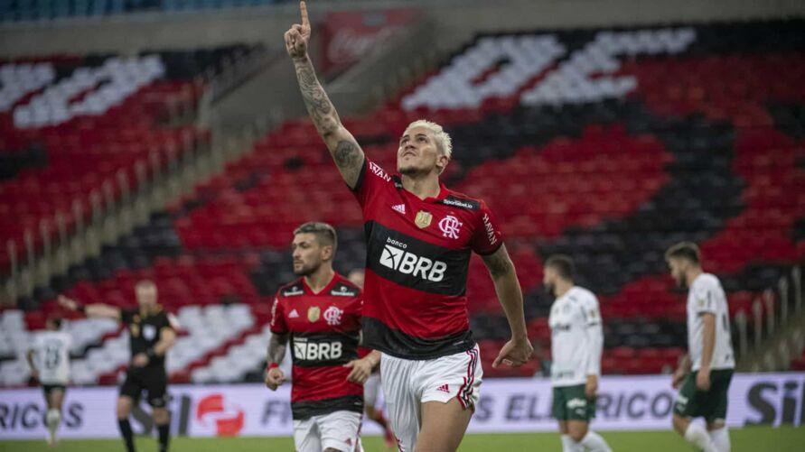 Imagem ilustrativa da notícia: Pedro pode estar com covid19 e desfalcar Flamengo