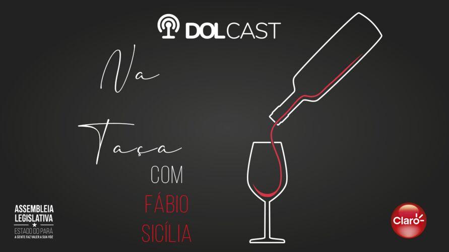 """Imagem ilustrativa do podcast: """"Na Taça"""": Vinhos especiais da América Latina"""