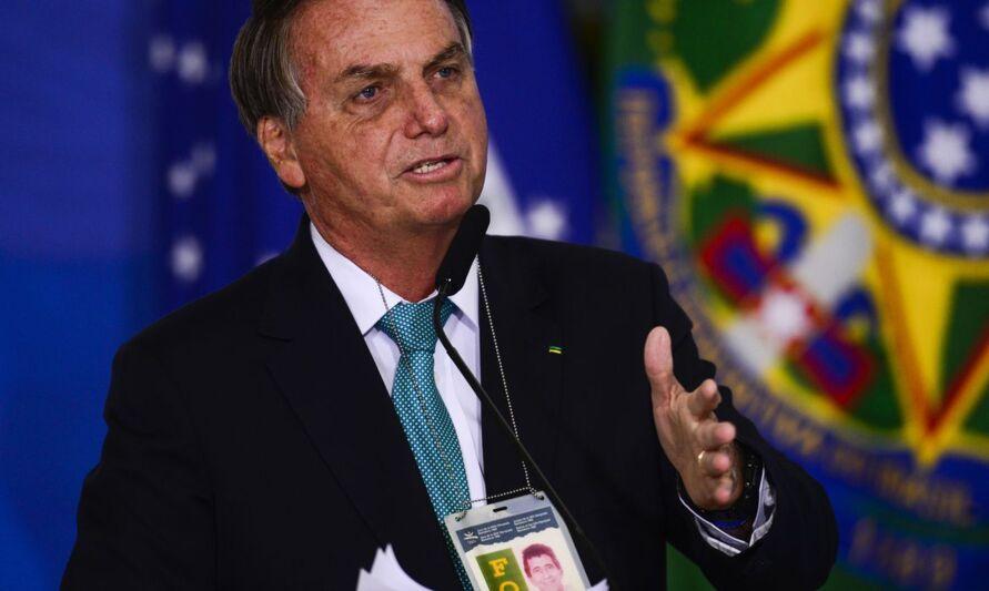 Presidente da República, Jair Bolsonaro confirma realização da Copa América no Brasil.