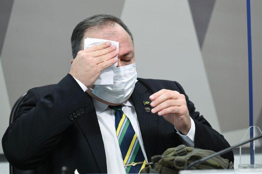 Imagem ilustrativa da notícia: Renan diz que Pazuello mentiu 14 vezes em CPI; veja ao vivo!