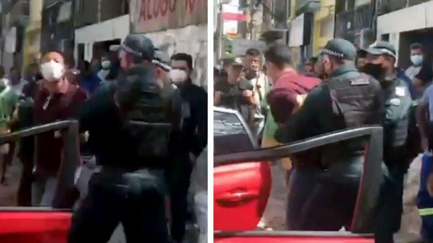 Imagem ilustrativa da notícia: OAB repudia ação de PMs contra advogado em acidente