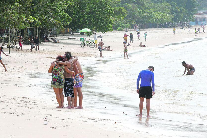 Imagem ilustrativa da notícia: Outeiro e Mosqueiro: praias terão fiscalização no feriado