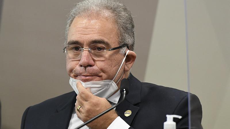Queiroga se tornou ministro em março