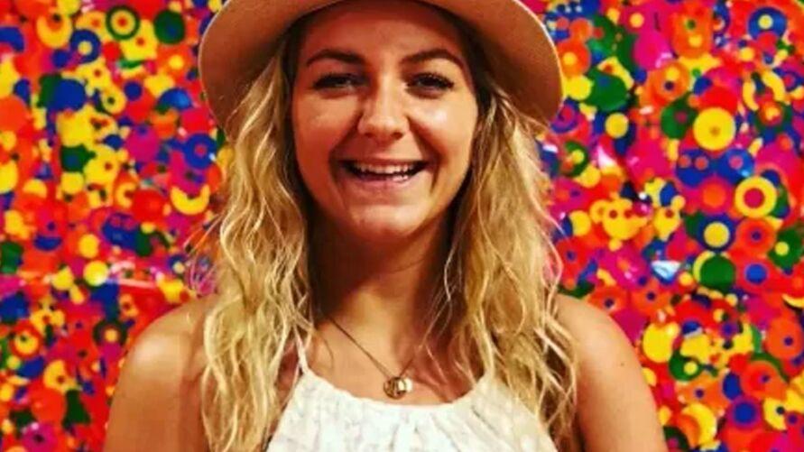 Louise Fischer, repórter da Radio4