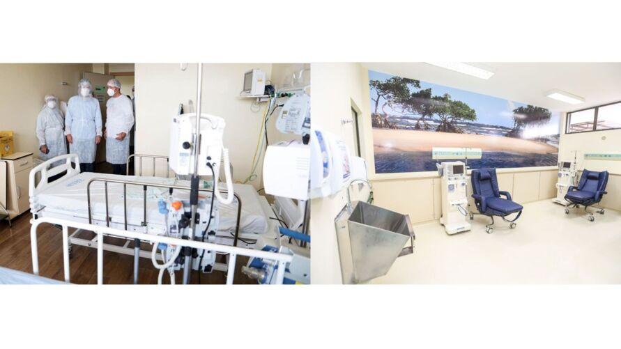 Oeste paraense ganha serviço de hemodiálise pela primeira vez