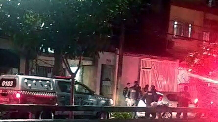 Crime foi registrado em uma loja na avenida Duque de Caxias, bairro do Marco